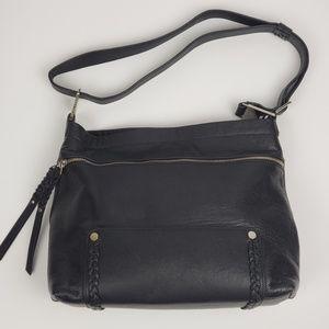 Ivanka Trump Leather Shoulder Bag